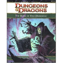 The Book of Vile Darkness (jdr Dungeons & Dragons 4 en VO)