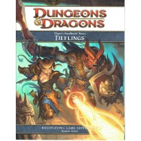 Player's Handbook Races - Tieflings (jdr Dungeons & Dragons 4 en VO) 001
