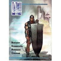 Tatou N° 10 (magazine pour les aventuriers des mondes d'Oriflam)