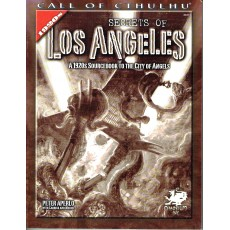 Secrets of Los Angeles (Rpg Call of Cthulhu 1920s en VO)