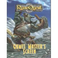 Games Master's Screen (jeu de rôles Runequest IV en VO) 003