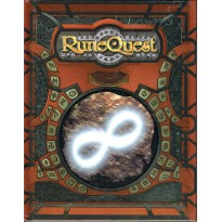 Runequest IV - Livre de base (jeu de rôle 4e édition en VO)