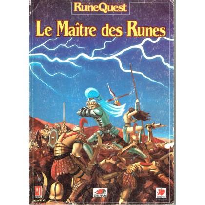 Le Maître des Runes (jdr Runequest d'Oriflam en VF) 009