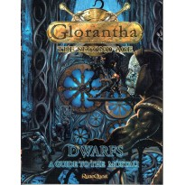 Dwarfs - A Guide to the Mostali (jdr Runequest IV - Glorantha The Second Age en VO) 001