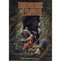 Barbarians of Lemuria - Jeu de rôle Edition Mythic (livre de base jdr en VF) 007