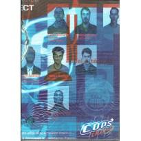 C.O.P.S. - Ecran & livret (jdr 2ème édition Oriflam en VF)