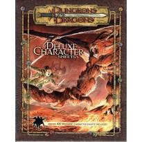 Deluxe Character Sheets (jdr Dungeons & Dragons 3.5 en VO) 002