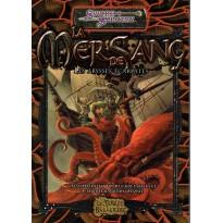 Les Terres Balafrées - La Mer de Sang (jdr Sword & Sorcery d20 System en VF)