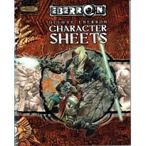 Eberron - Deluxe Character Sheets (jdr D&D 3.5 en VO) 002