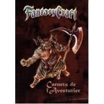 Fantasy Craft - Carnets de l'Aventurier (jeu de rôle en VF) 001