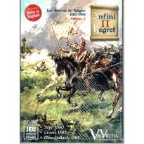 Avec Infini Regret 2 - Les Guerres de Religion 1562-1598 (wargame complet Vae Victis en VF & VO) 001