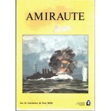 Amirauté - Jeu de guerre navale (wargame Jeux Descartes en VF)