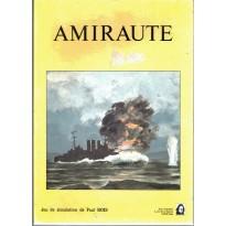Amirauté - Jeu de guerre navale (wargame Jeux Descartes en VF) 001