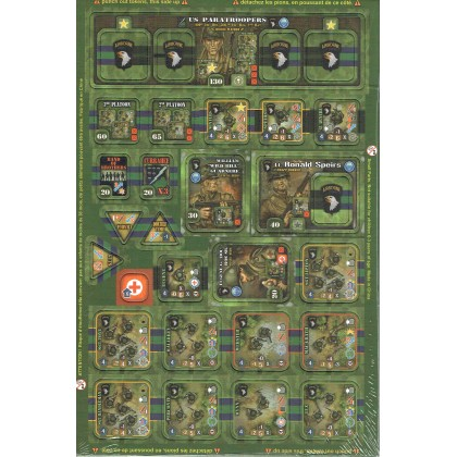 Heroes of Normandie - The Devil Pig News N° 3 (jeu de stratégie & wargame de Devil Pig Games) 001