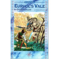 Eurhol's Vale & Other Tales (Livre de de Penelope Love - Glorantha Fiction en VO) 001