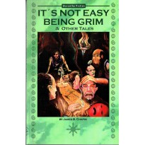 It's not easy being grim & Other Tales (Livre de James B. Chapin - Glorantha Fiction en VO) 001