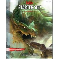 Starter Set  - Boîte de base (jdr Dungeons & Dragons 5 en VO) 003