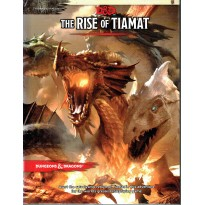 The Rise of Tiamat - Tyranny of Dragons (jdr Dungeons & Dragons 5 en VO) 001