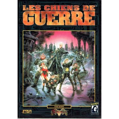 Les Chiens de Guerre (jdr Shadowrun 2e édition en VF) 003