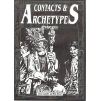 Shadowrun - Contacts & Archétypes (jdr 2ème édition en VF)