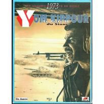 Yom Kippour 1973 - La Bataille du Sinaï (wargame des éditions Oriflam en VF) 003