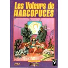 Les Voleurs de Narcopuces (jdr Shadowrun 1ère édition en VF)