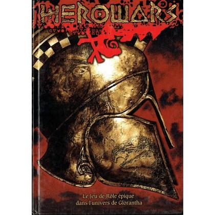 HeroWars - Le Jeu de Rôle épique dans l'univers de Glorantha (Livre de base jdr en VF) 004