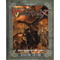 Midnight - Livre de règles Deuxième édition (jdr d20 System en VF)