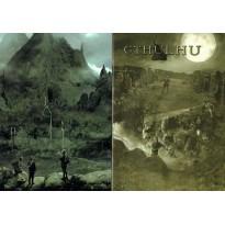 Cthulhu - Ecran & Livret (jdr Système Gumshoe V1 en VF)