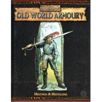 Old World Armoury (jdr Warhammer 2ème édition en VO) 001