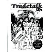 Tradetalk 13 - The Chaos Society Magazine (fanzine Glorantha Runequest Hero Wars en VO) 002