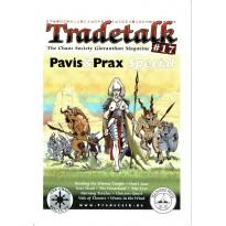 Tradetalk 17 - The Chaos Society Magazine (fanzine Glorantha Runequest Hero Wars en VO)
