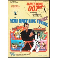 You only live twice (James Bond 007 Rpg en VO)