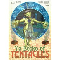 Ye Booke of Tentacles - Volume 2 (prozine HeroQuest Hero Wars en VO)