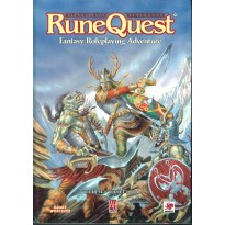 Runequest - Fantasy RolePlaying Adventure (Livre de base jdr Third Edition en VO) 003