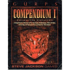 Compendium I - Character Creation (jdr GURPS Third edition en VO)