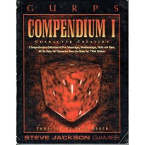 Compendium I - Character Creation (jdr GURPS Third edition en VO) 001