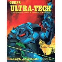 Ultra-Tech (GURPS Rpg Third edition en VO) 001