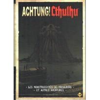 Les Monstruosités de Trellborg et autres aventures (jdr Achtung! Cthulhu en VF) 001