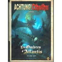 Les Ombres d'Atlantis - Campagne (jdr Achtung! Cthulhu en VF)