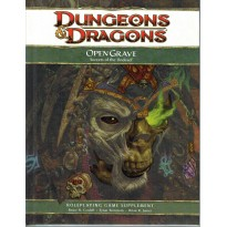 Open Grave - Secrets of the Undead (jdr D&D 4 en VO)