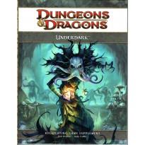 Underdark (jdr Dungeons & Dragons 4 en VO) 001