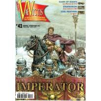Vae Victis N° 42 (La revue du Jeu d'Histoire tactique et stratégique) 004