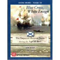 Blue Cross, White Ensign - Flying Colors Vol. III (wargame GMT en VO) 001