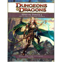 Martial Power 2 (jdr Dungeons & Dragons 4 en VO) 001