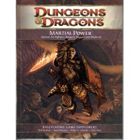 Martial Power (jdr Dungeons & Dragons 4 en VO)