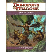 Primal Power (jdr Dungeons & Dragons 4 en VO)