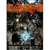 Steamshadows - Le jeu de rôle Steampunk (livre de base JDR Editions en VF) 002