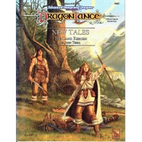 DLT1 New Tales - The Land Reborn (jdr AD&D 2nd edition - Dragonlance en VO)