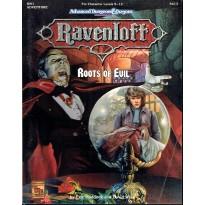 RM1 Roots of Evil (jdr AD&D 2nd edition - Ravenloft en VO) 001